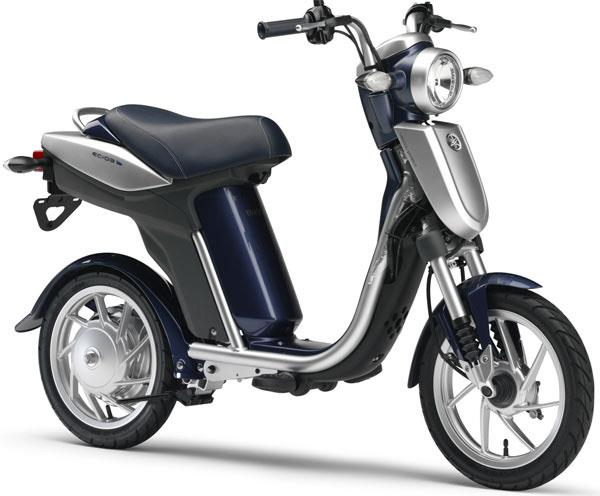 yamaha promises electric bike for europe in 2011 mcn. Black Bedroom Furniture Sets. Home Design Ideas