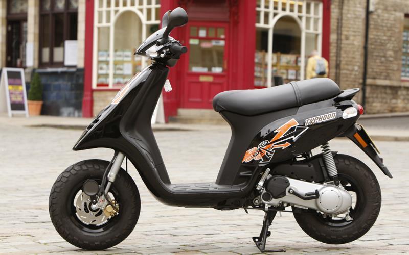 Motorcycle insurance bargains: Piaggio Typhoon 50   MCN