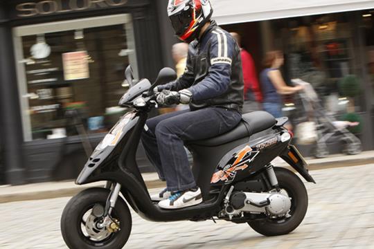Motorcycle insurance bargains: Piaggio Typhoon 50 | MCN