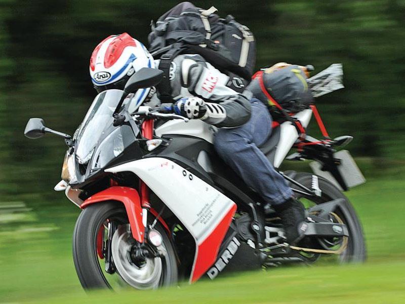 2011 Derbi GPR 125cc Motorbike   in Worcester
