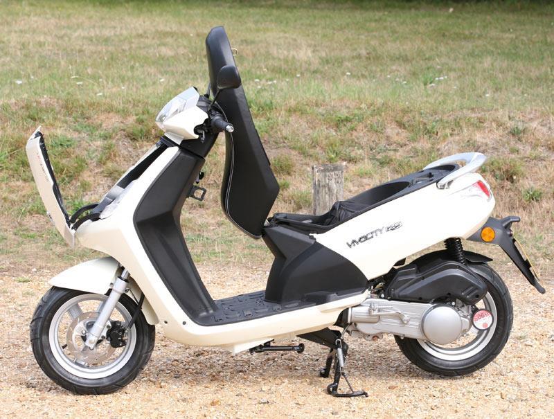 peugeot vivacity 125 2010 on review mcn rh motorcyclenews com Peugeot Trekker 100 Engine Peugeot Trekker 100 Engine