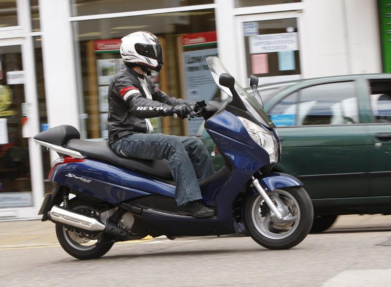 honda s wing 125 2007 on review speed specs prices mcn. Black Bedroom Furniture Sets. Home Design Ideas