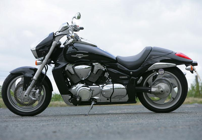 suzuki m1800r intruder 2006 on review mcn. Black Bedroom Furniture Sets. Home Design Ideas