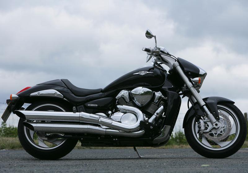 Suzuki M Motorcycle Reviews