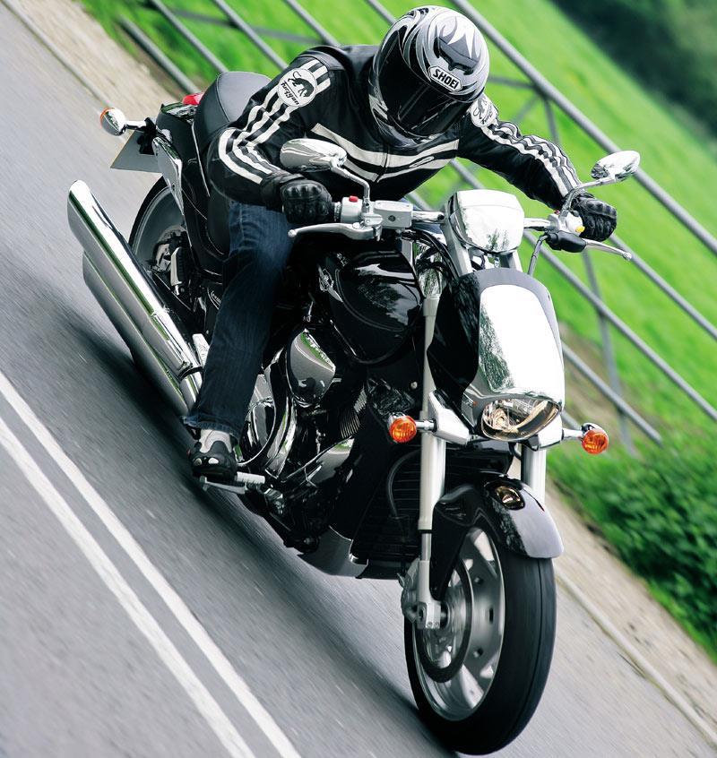 SUZUKI M1800R INTRUDER (2006-on) Review, Specs & Prices   MCN
