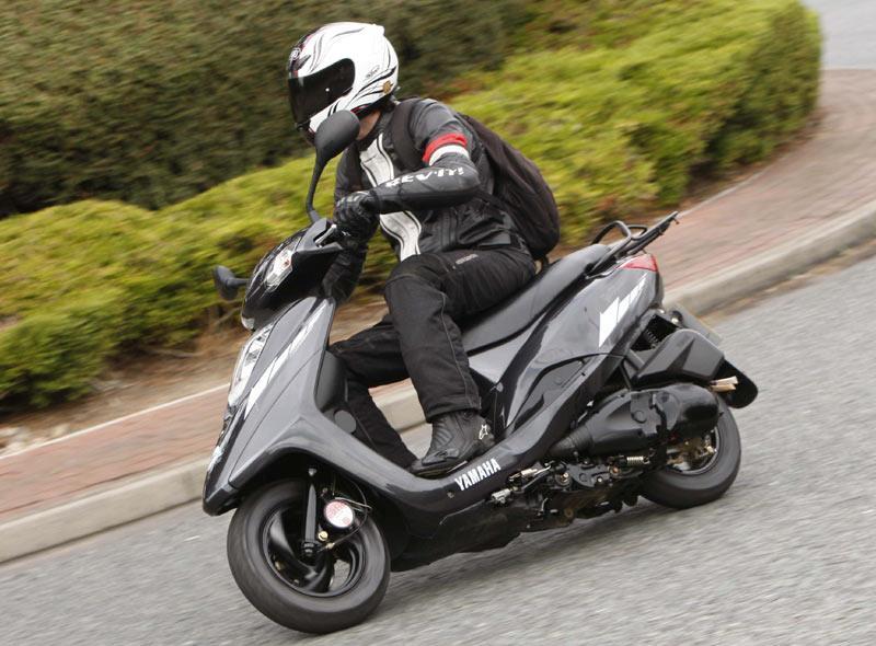 Yamaha X City  Road Test