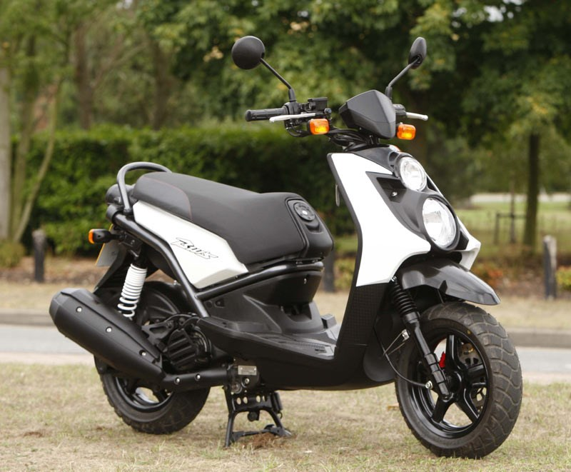 YAMAHA BW'S 125 (2010-on) Review | Speed, Specs & Prices | MCN