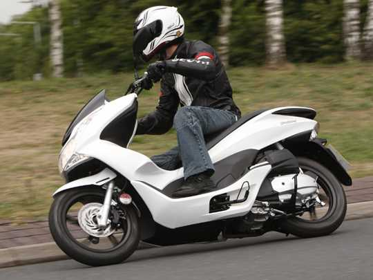HONDA PCX125  (2010-on)