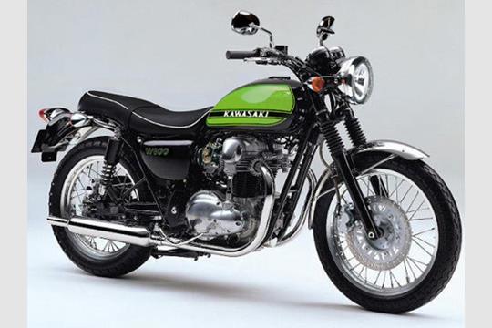 Kawasaki W800 Bonneville-rival is real | MCN