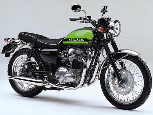 The New Kawasaki W800 Will Replace W650