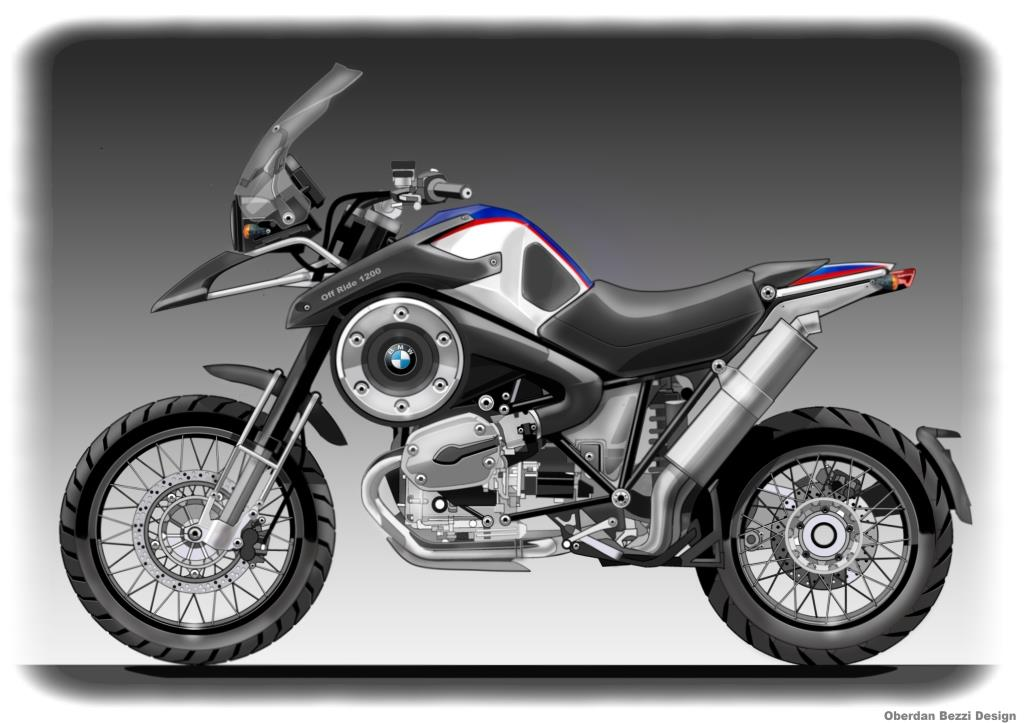 Bmw gs 1200 off ride mcn for Gs decorating
