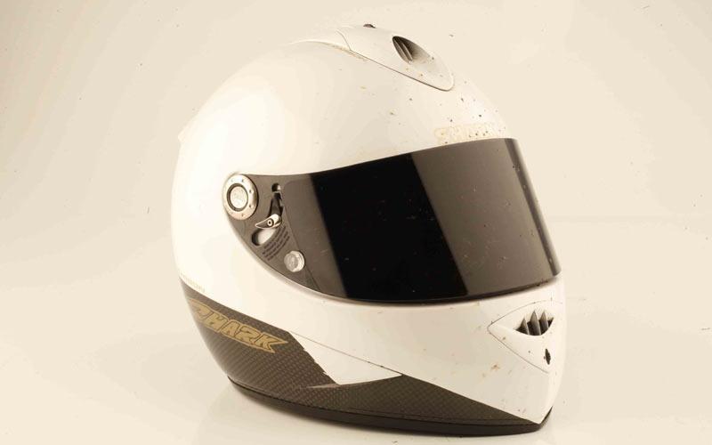 1681a67c Helmet review: Shark RSR2 carbon