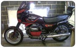 Moto Guzzi Spada 1000