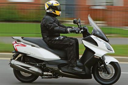 KYMCO DOWNTOWN 300  (2010-on)