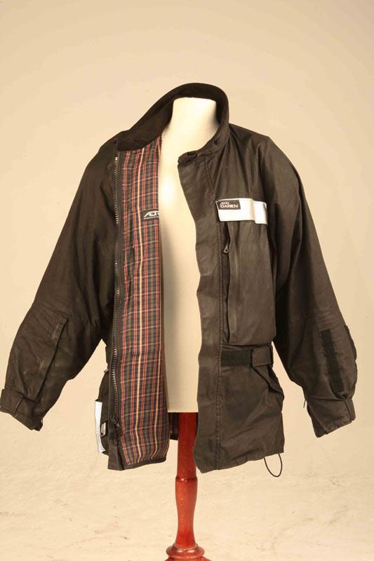Jacket Review Aerostich Falstaff Mcn