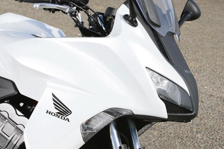 Honda CBF 1000 fairing