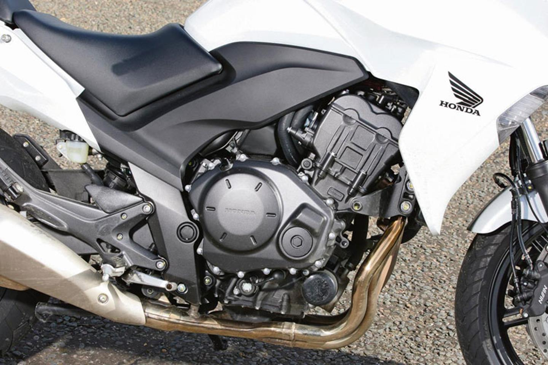 Detuned Fireblade engine in Honda CBF 1000