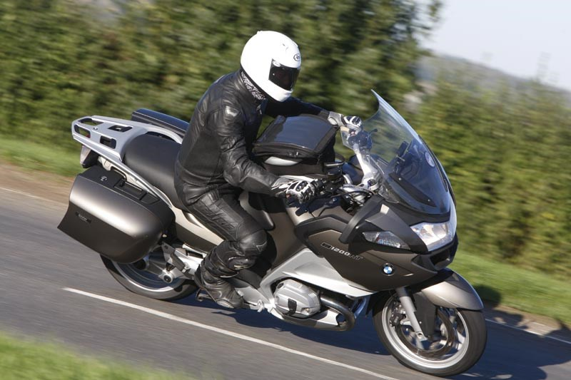 Staff Bikes Bmw R1200rt End Of A Wonderful Time