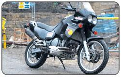 Yamaha SuperTenere