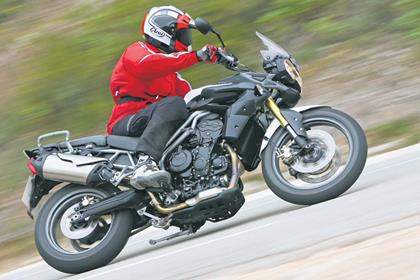 TRIUMPH TIGER 800  (2010-on)