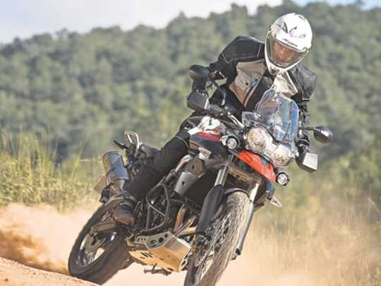 TRIUMPH TIGER 800 XC  (2010-on)