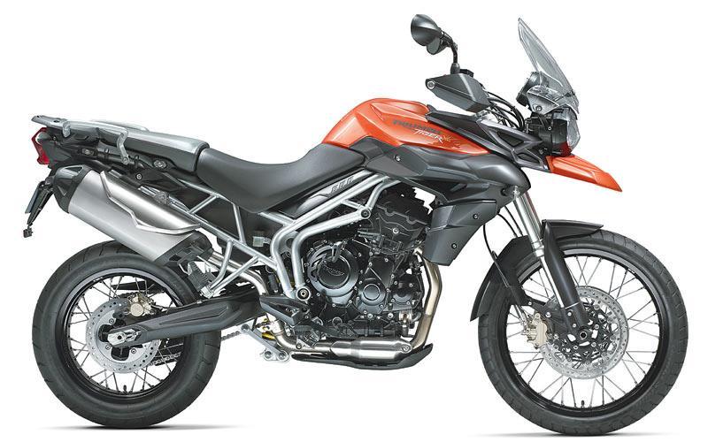 Triumph tiger xc