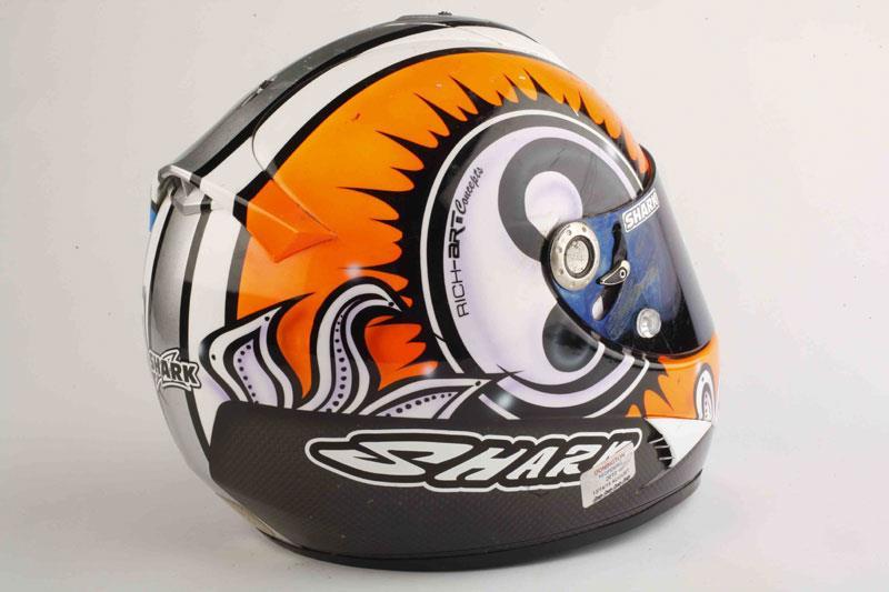a4810da3 Helmet review: Shark RSR2 Carbon