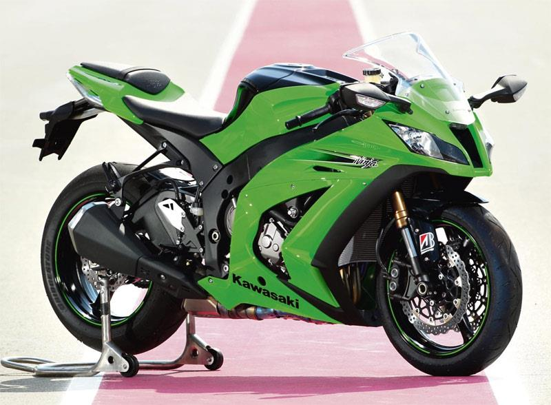 Kawasaki Zx 10r 2011 On Review Mcn