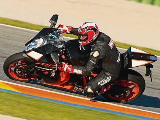 KTM RC8R  (2011-on)
