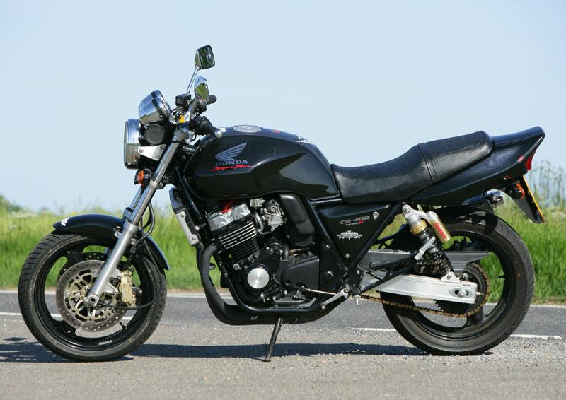 Motorcycle insurance bargains: Honda CB400 Super Four | MCN
