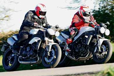 Cologne Bike Show: 2011 Triumph Speed Triple video | MCN