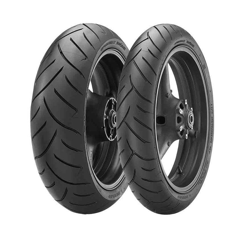 Tyre Review Dunlop Roadsmarts Mcn
