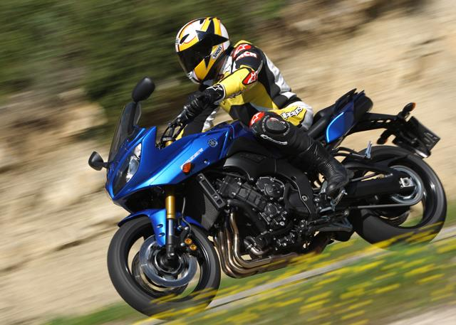 Yamaha Fazer 8 2010 On Review Speed Specs Amp Prices Mcn