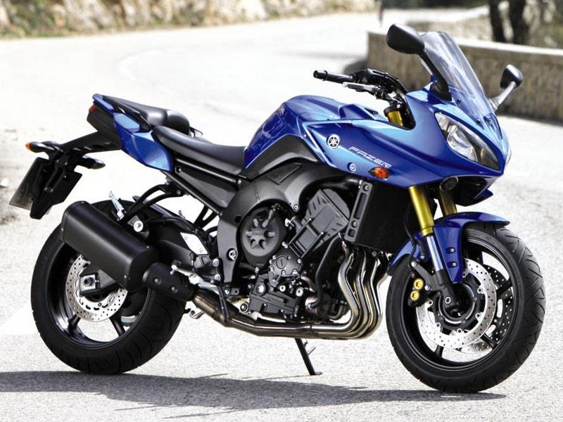 Yamaha Fazer 8 2010 On Review Mcn
