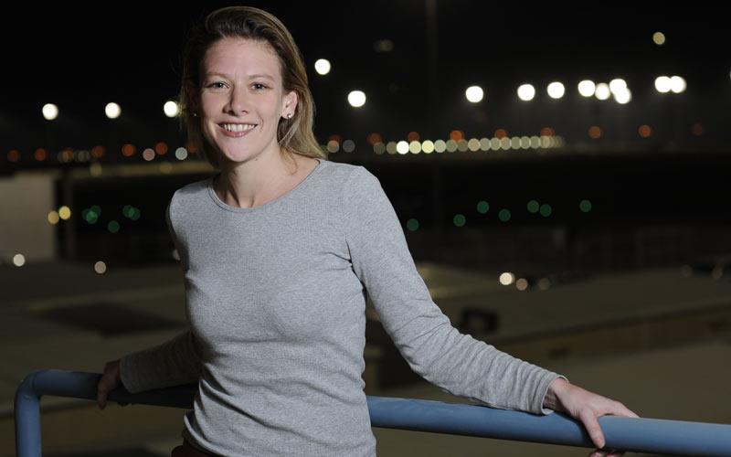 Jennie Gow out of 2011 BBC MotoGP team | MCN