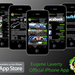Laverty's Iphone app goes live today