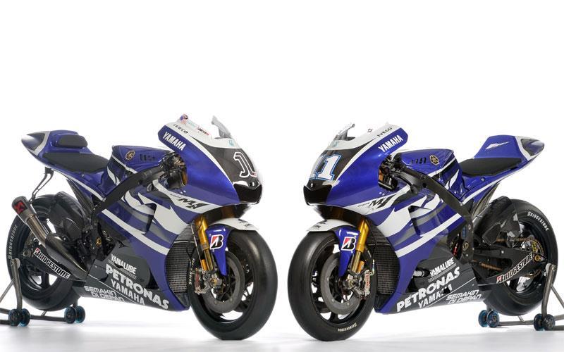 Yamaha unveils 2011 factory yzr m1 mcn yamaha unveils 2011 factory yzr m1 publicscrutiny Images
