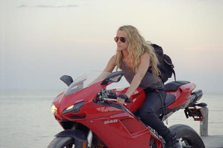 Ducati In Hollywood Again I Am Number Four Mcn