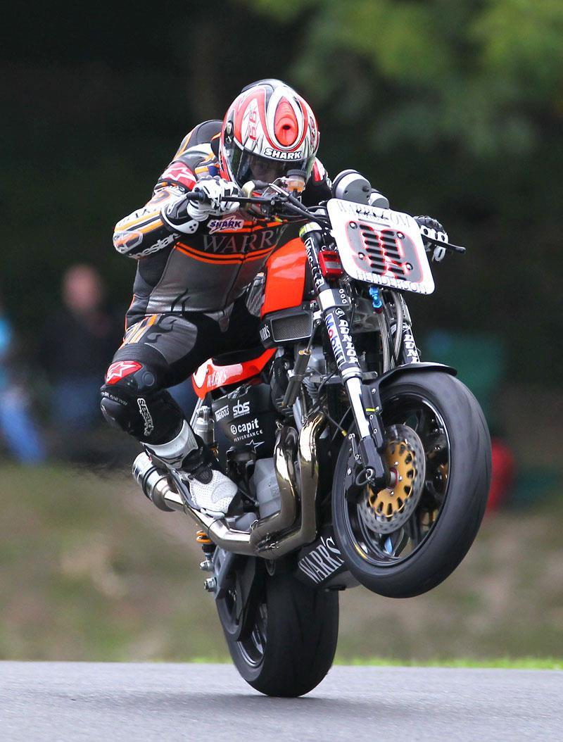 Warrs Harley-Davidson offer exceptional XR1200 race deal | MCN