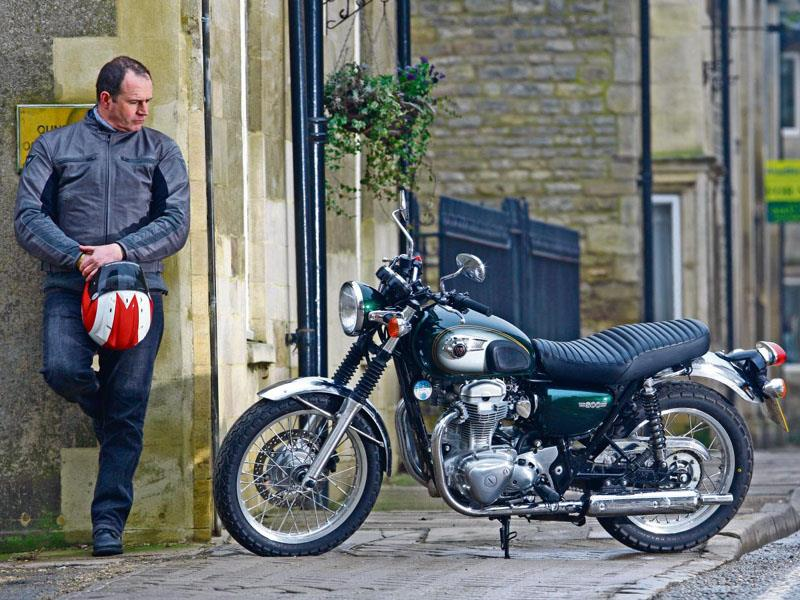Kawasaki W800 2011 On Review Speed Specs Prices Mcn