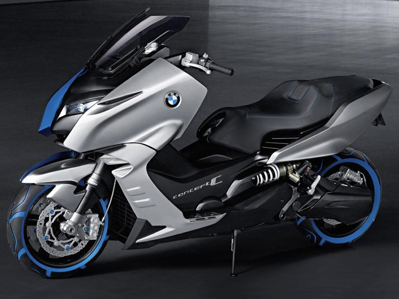 Bmw And Honda Ready New Scooters For 2012