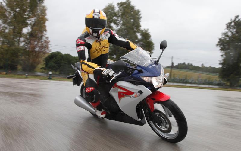Honda Cbr250r Full Review Mcn