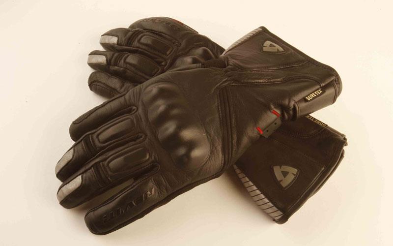 Glove Review Revit Alaska Gtx
