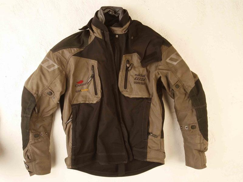 Best Enduro Motorcycle >> Jacket review: Rukka Kalahari   MCN
