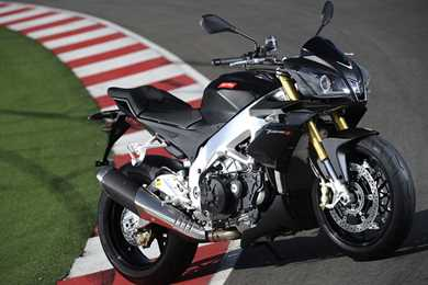 Aprilia tuono 125 2017 on review mcn aprilia tuono v4 r price and colours announced fandeluxe Choice Image