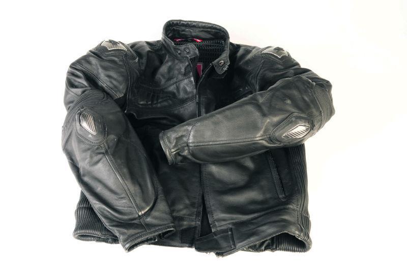 Spyke leather jacket