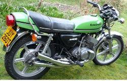 '79 Kawasaki KH400