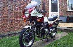 '83 Honda CBX550