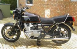 '86 Kawasaki Z1300