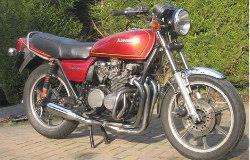 '83 Kawasaki Z650